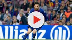 VIDEO: Quinta Bota de Oro para Messi