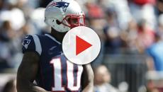 Patriots receiver Josh Gordon leaving the NFL to take care of mental health