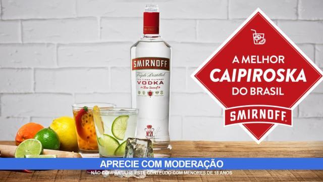 As melhores Caipiroskas com Sminorff de Manaus