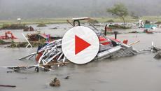 Tsunami na Indonésia deixa mortos e feridos