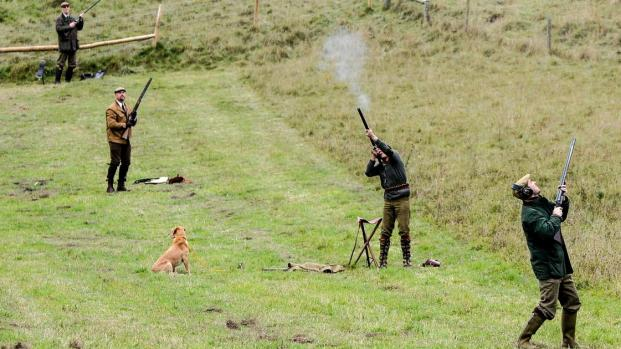 Meghan Markle tells Prince Harry he can shoot pheasants on Boxing Day