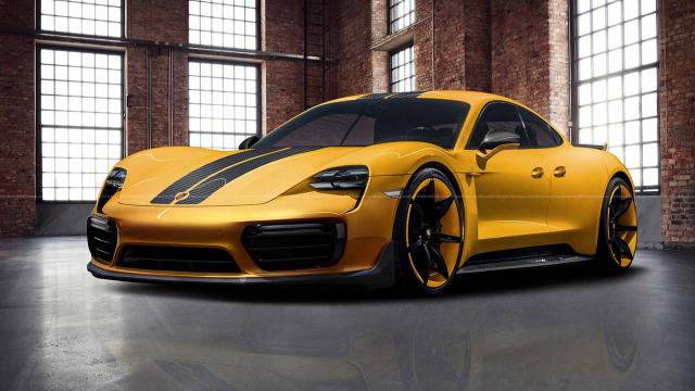 Porsche upgrading anti-theft system and 911 Model