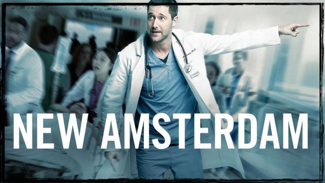 New Amsterdam, gran finale 1^ stagione: il crollo fisico del dottor Max