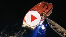 Cruise ship rescues two men found adrift at sea for 20 days