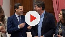 PP y Ciudadanos llegan a un acuerdo para la Junta y el Parlamento de Andalucía