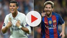 VIDEO: Messi y Ronaldo cierran el año en lo más alto