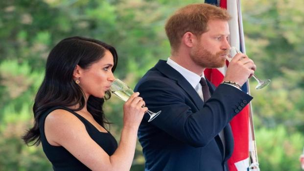 Royal Family 'amazed' at the change in Prince Harry after alcohol ban by Markle