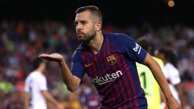 Mercato FC Barcelone: Alba 'plaît beaucoup' au PSG