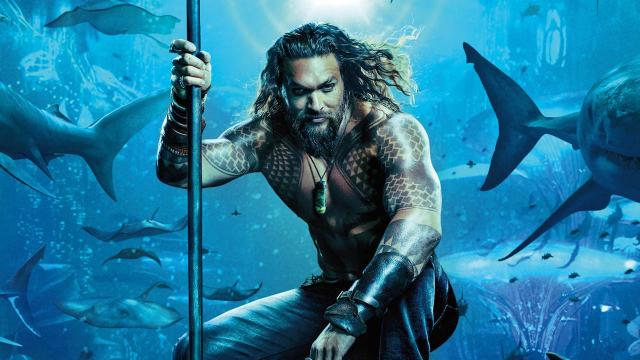 'Aquaman' worldwide box-office collection report