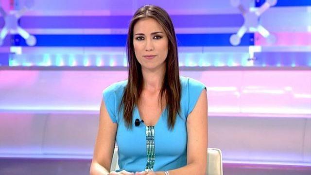 Patricia Pardo llora tras recibir la visita de Álex Rodríguez