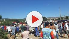 Acidente na Bahia mata seis e deixa 23 feridos