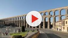 VÍDEO; Piden demolición del Acueducto de Segovia
