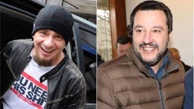 J-Ax, il rapper minacciato dopo la querelle sui social con Salvini