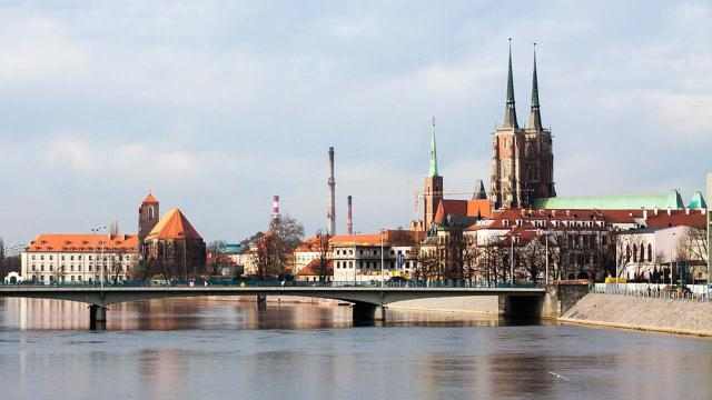 Wroclaw, Poland the upcoming friendly and traditional destination