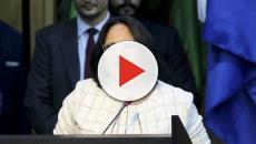 Declaração da ministra Damares Alves gera revolta nas redes sociais