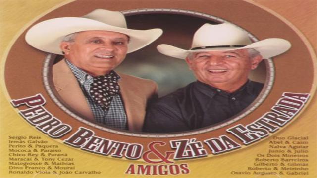 Morre o músico sertanejo Pedro Bento, aos 84 anos