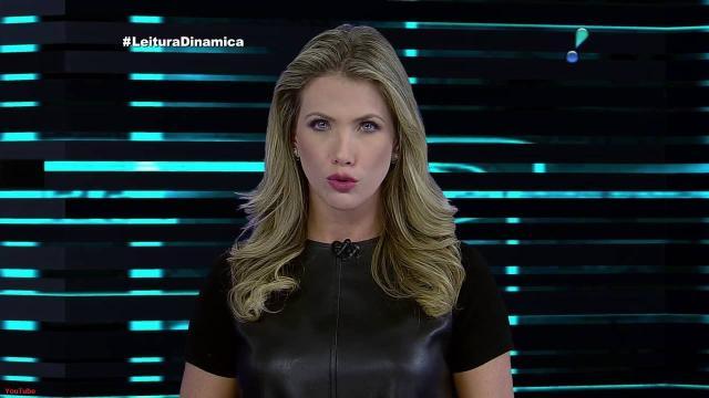 Jornalista Erica Reis da Rede TV registra BO
