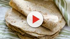 Salsa fresca with homemade wheat tortillas recipe