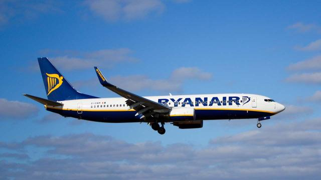 Ryanair ranked worst short-haul airline in the UK for the sixth time
