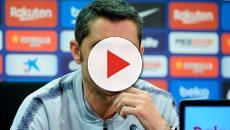 Los jugadores del Barça quieren la continuidad de Valverde