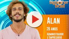 Alan, do BBB19, revela que adora mandar nudes