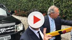 Sérgio Moro é questionado por popular sobre caso de Fabrício Queiroz