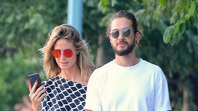 Klum y Kaulitz anuncian su boda en Cannes