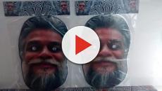Famosos apoiam critica contra máscara de Fábio Assunção