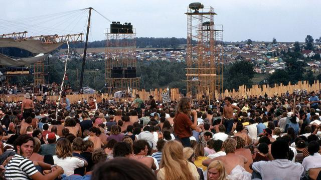 Woodstock 50 coming on anniversary of the 1969 music festival