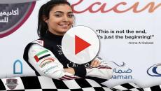 Amna Al Qubaisi es la primera piloto árabe en la Fórmula E