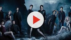 Como estão os atores da série Vampire Diaries