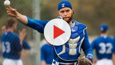 Blue Jays say farewell to Russell Martin