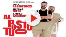 Al posto tuo, mercoledì in TV su Rai1 il film con Luca Argentero e Stefano Fresi