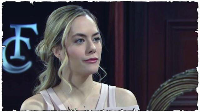 Beautiful: Annika Noelle è la nuova Hope