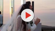 Emoção e romantismo aos pés do Cristo Redentor no casamento de Alok