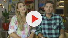 Spencer Matthews and Vogue Williams talk first-time parenthood challenges