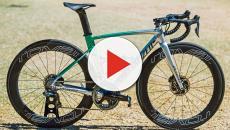 Ciclismo, Peter Sagan usa coperture tubeless al Tour Down Under
