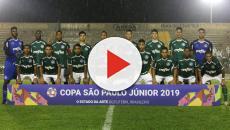 Palmeiras encara o Figueirense pelas oitavas da Copinha