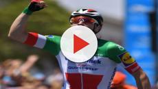 Tour Down Under, Elia Viviani vince la prima tappa
