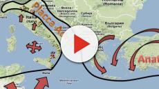 Terremoto in Romagna attribuito al movimento della placca adriatica