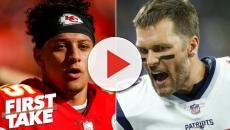 Chiefs and Patriots meet in AFC Championship