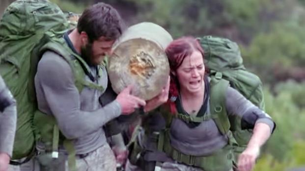 SAS: Who Dares Wins Shocks after 'Brutal' Man-On-Woman Fight