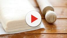 La più usata delle ricette base: la pasta sfoglia. Due metodi per prepararla