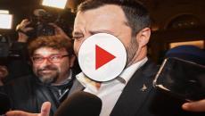 Boschi, Salvini e renziani a cena insieme: Di Battista attacca il ministro