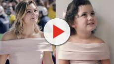 Michelle Bolsonaro surpreende blogueira mirim com chamada de vídeo