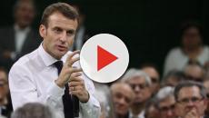 Emmanuel Macron débute le Grand débat devant 600 maires