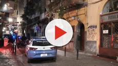 Una bomba è esplosa davanti alla storica pizzeria Sorbillo di Napoli