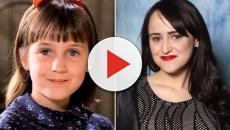 Antes e depois do elenco de 'Matilda'