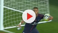 Neymar tem inesperada atitude junto a um torcedor que invadiu gramado