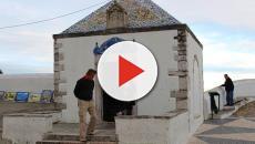 El santuario portugués que cuenta con unas huellas de dinosaurio